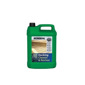 Ronseal Decking Cleaner and Reviver 5L