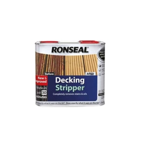 Ronseal Decking Stripper 2.5L
