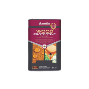 Barrettine Wood Protective Treatment 5L