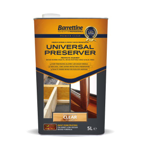 Barrettine New Universal Preserver Clear 5L
