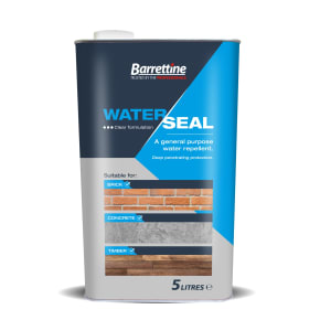 Barrettine Water Seal - 5 litre
