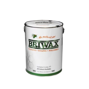 Briwax Original Wax Polish 5L