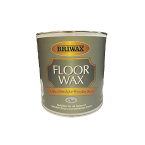 Briwax Floor Wax 2.5L - Clear
