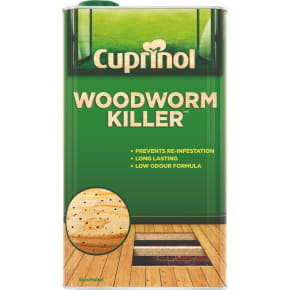 Cuprinol Woodworm Killer (WB)