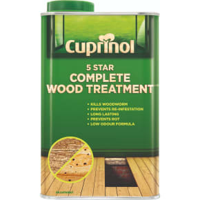 Cuprinol 5 Star Complete Wood Treatment (WB)