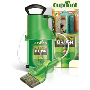 Cuprinol Spray and Brush (Pump Sprayer)
