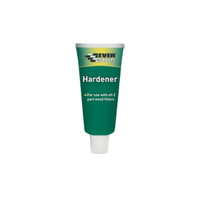 Everbuild 2 part Woodfiller Hardener Only 40g
