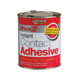 Everbuild Stick2 All Purpose Contact Glue - 250ml