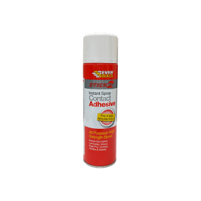 Everbuild Stick2 Spray Contact Adhesive - 500ml
