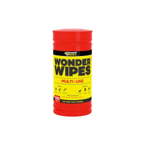 Everbuild Wonder Wipes (Tub of 100)