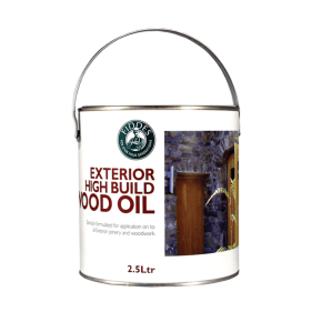 Fiddes High Build Exterior Wood Oil