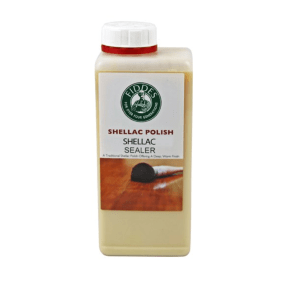 Fiddes Shellac Sanding Sealer Natural