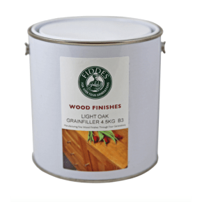 Fiddes Woodgrain Paste Filler 4.5kg