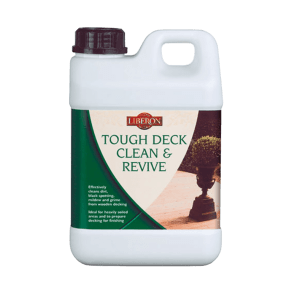 Liberon Decking Cleaner Clean and Revive 2L
