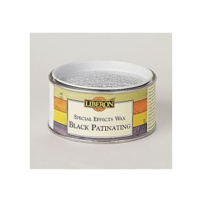 Liberon Black Patinating Wax 250ml