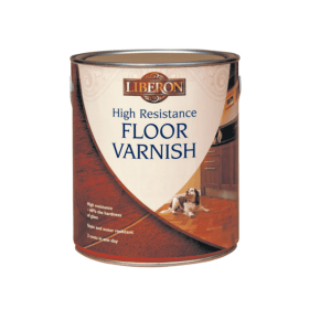 Liberon High Resistance Floor Varnish 2.5L
