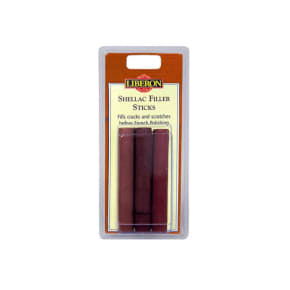 Liberon Shellac Filler Sticks