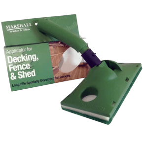Marshall Decking Applicator 175mm x 85mm