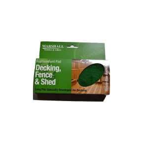 Marshall Decking Applicator Pad only 175mm x 85mm