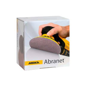 Mirka Abranet Disc 125mm (Box of 50)