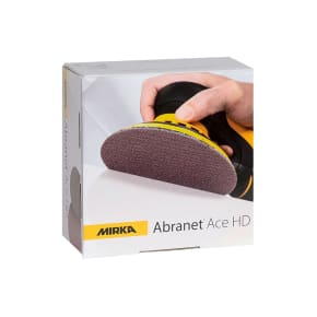 Mirka Abranet Ace HD Disc 125mm (Box of 25)