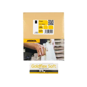 Mirka Goldflex Soft 115x140mm (Pack of 10)