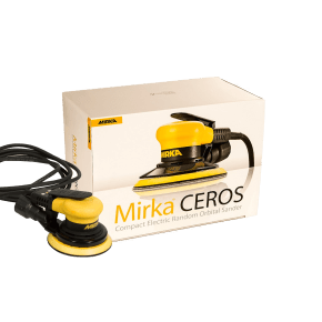 Mirka CEROS Sander - 150mm 5mm Orbit - NO Transformer