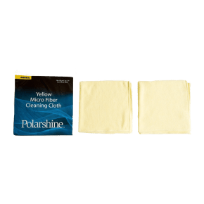 Mirka Polarshine Microfibre Polishing Cloths (pack 2)
