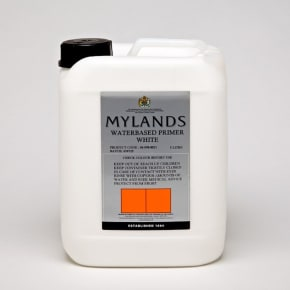 Mylands HB Waterbourne Primer White - 5 litre