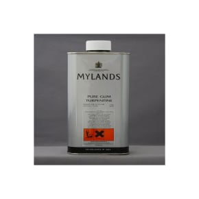 Mylands Pure Turpentine 5L