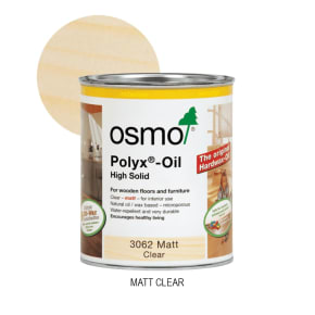 Osmo Polyx Oil 3062 Clear Matt