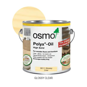 Osmo Polyx Oil 3011 Clear Gloss
