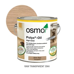 Osmo Polyx Oil 3044 Raw Transparent