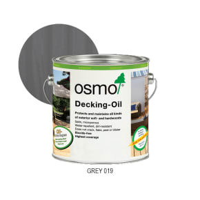 Osmo Decking Oil 019 Grey