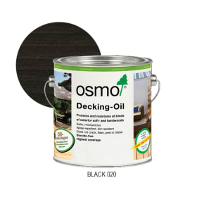Osmo Decking Oil 020 Black