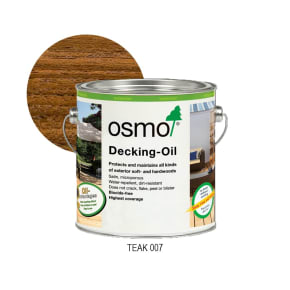 Osmo Decking Oil 007 Clear