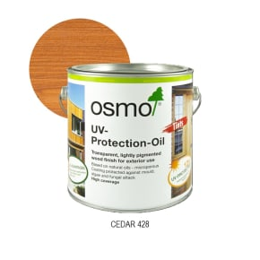 Osmo UV Protection Oil Tints 428 Cedar