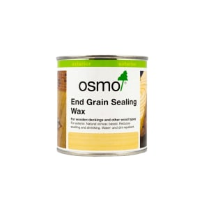 Osmo End Grain Sealing Wax 5735 Clear 375ml