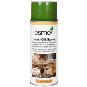 Osmo Teak Oil Spray Clear 400ml