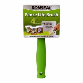 Ronseal Decking and Fence Brush 40x100mm