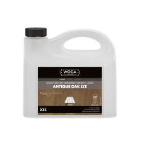 WOCA Antique Lye Ammonia Smoked Primer