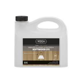 WOCA Softwood Lye Wood Primer