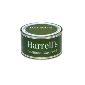 Harrell's Matting Wax Polish Clear 400g