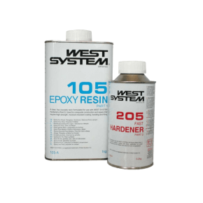 West System Epoxy Resin 105/205 Fast
