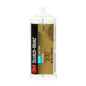 3M Scotch-Weld Acrylic Adhesive DP810 50ml