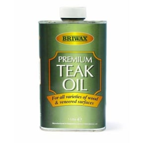 Briwax Teak Oil - 250ml
