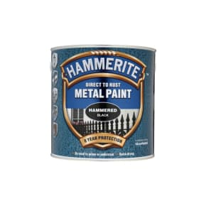 Hammerite Hammered Finish Direct to Rust Metal Paint 2.5L