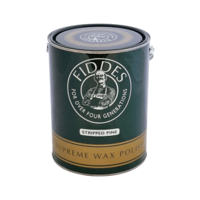 Fiddes Supreme Wax 5L Stripped Pine K Mix