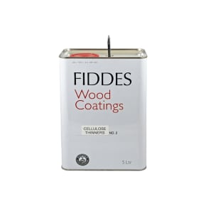 Fiddes Cellulose Thinners No.2 (Standard Thinners) 5L