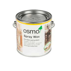 Osmo Spray Wax Clear Matt 3084D 2.5L